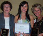 Nebraska Nurses Association award winners