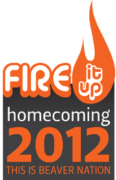 Homecoming 2012 - Fire it up!