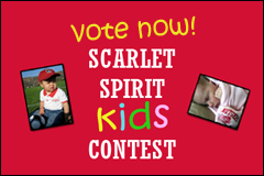 Scarlet Spirit Kids Contest